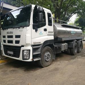 10 wheeler 15,000 liters
